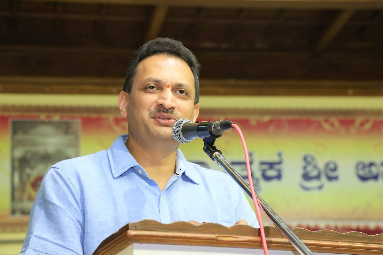 Union Minister of State for Skill Development, Anantkumar Hegde. (anantkumarhegde/Facebook.com)