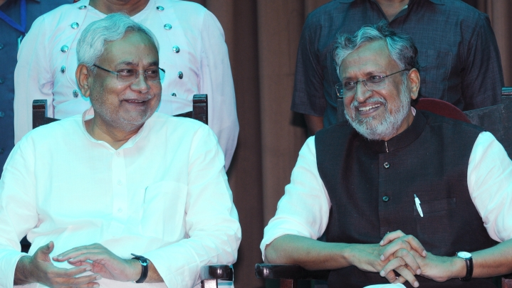 Dashing Opposition Hopes, Sushil Kumar Modi Says Bihar 2020 Elections To Be Fought Under Nitish Kumar's Leadership