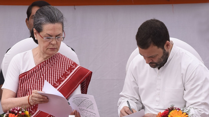 Rahul's Success  Depends On  Making A Break With  Sonia's Overt Minorityism