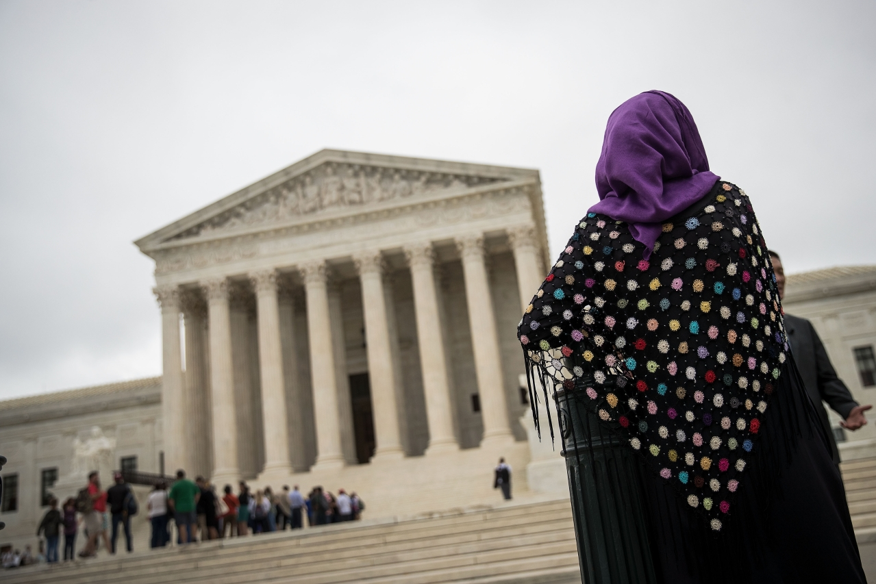 US Supreme Court Allows Full Enforcement Of Trump's Travel Ban On Six Muslim-Majority Countries