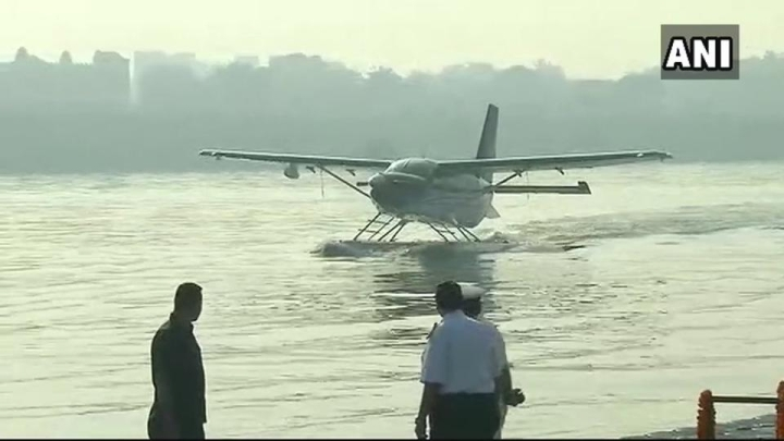 Gujarat Election: Prime Minister Narendra Modi To Fly On Seaplane, Offer Prayers At Ambaji Temple
