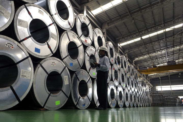 A Troubled Time For Steel Industry? Here's A Quick Lowdown