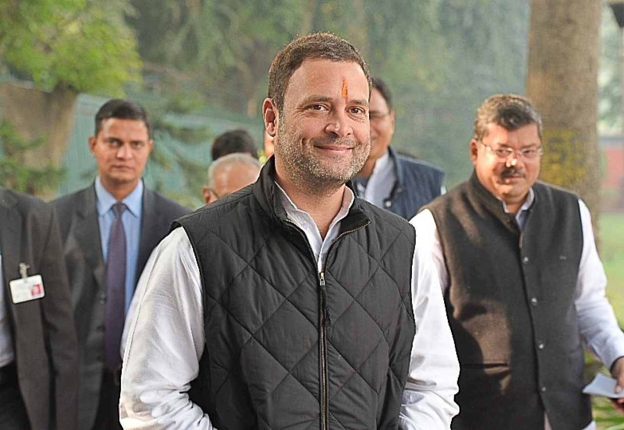 Welcome News: Rahul Gandhi Is Finally The President of Indian National Congress