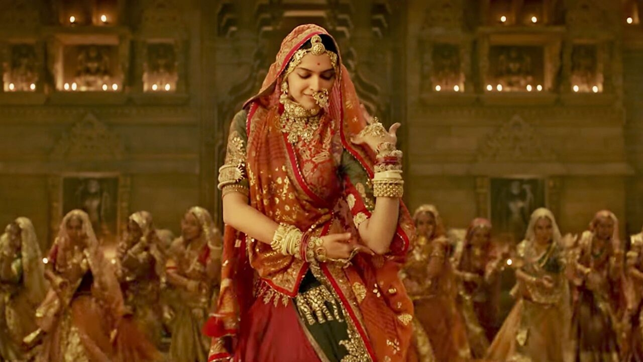 A still from the movie Padmaavat.