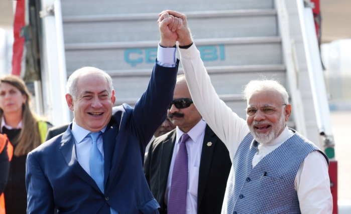 India And Israel Announce Highest Level Of R&D Cooperation To Develop Covid-19 Rapid Testing Systems