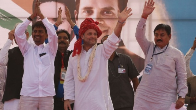 Rahul Gandhi's Congress Is Now The Great BPO Party