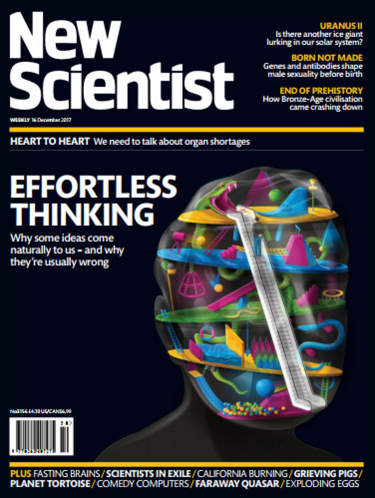 (New Scientist cover)