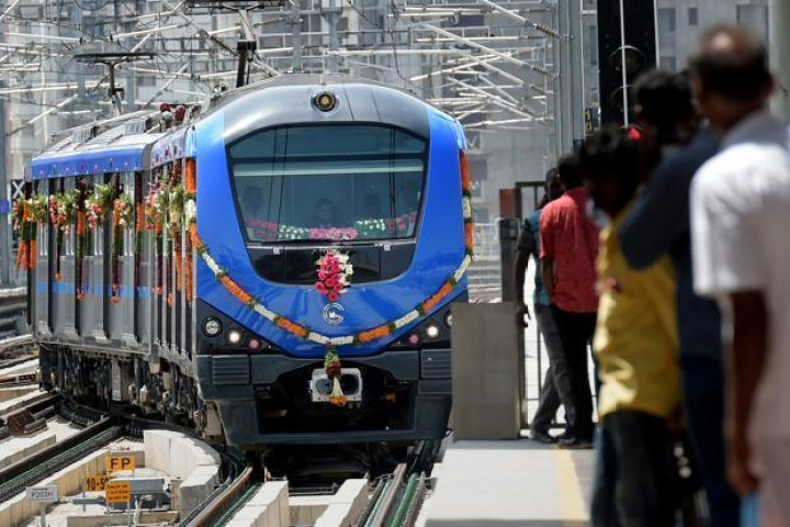 Chennai Metro Rail Project Gets A Further Boost: Rs 3,100 Crore Allocation Made By Tamil Nadu Government In 2020 Budget