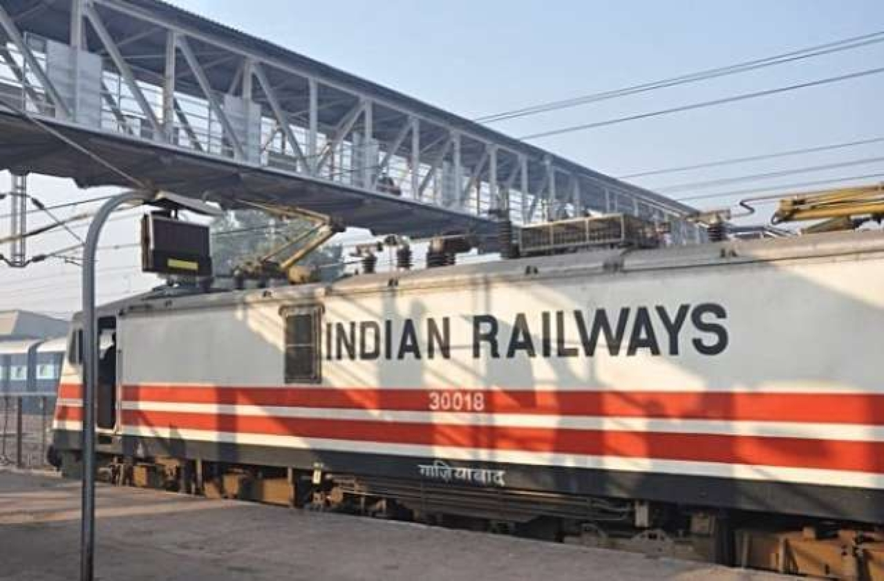 Indian Railways To Link All Northeast Capitals By 2020 At A Cost Of Rs 90,000 Crore