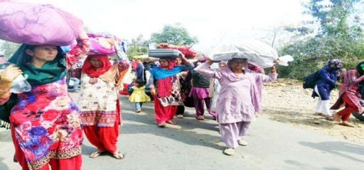Hindu Residents Flee Jammu Village Alleging Harassment By J&K Police