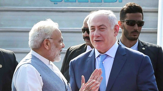 Indo-Israeli Ties Are Moving Beyond Defence