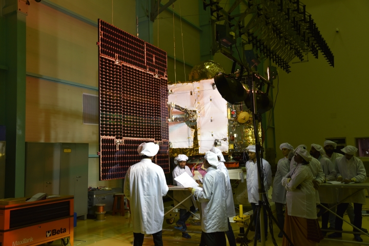India's Regional Navigation System Will Soon Get Another Satellite To Improve Its Accuracy