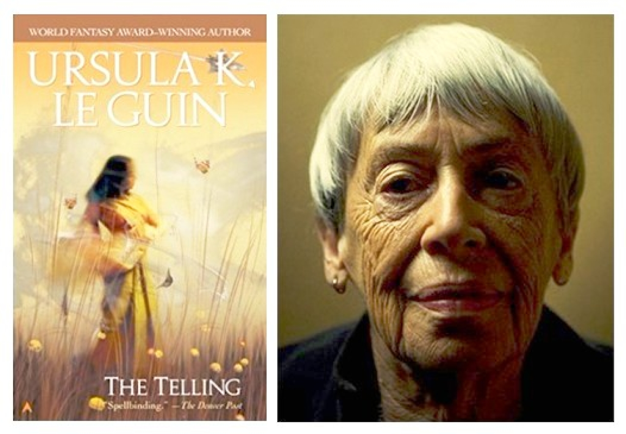 The Telling, Author Ursula K Le Guin