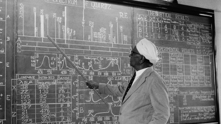 From The Archives: C V Raman's Approach To Science