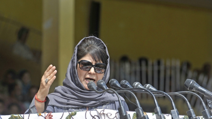 Jammu And Kashmir: Mehbooba Mufti Appeals For Unilateral Ceasefire Starting Ramzan