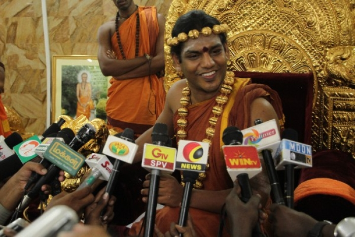 'Nithyananda On His Way To Haiti': Equador Denies Granting Asylum, Land To Self-Styled Godman