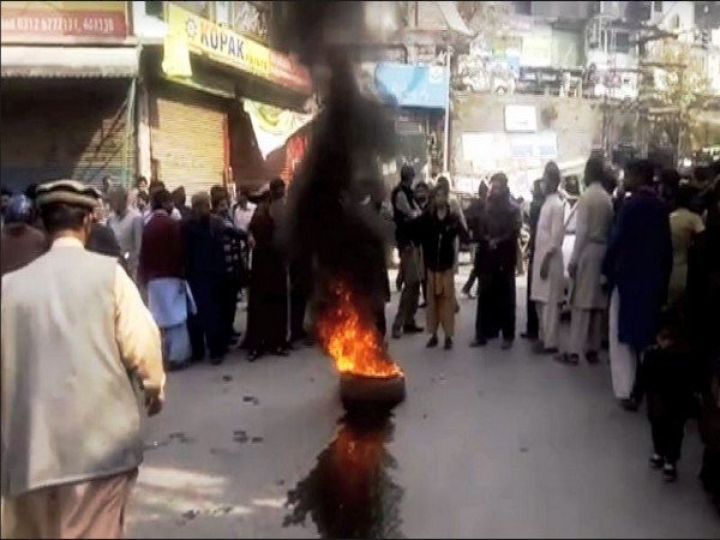 Residents of PoK Protest Against Pakistan Brutalities, Say Army Is Using Them As Shields For Propaganda Against India