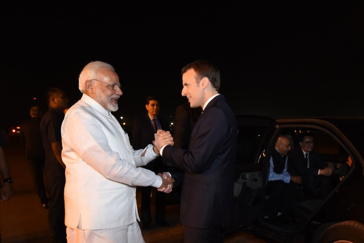 France Again Stands Up For Friend India: Vehemently Opposes China's Demand For UNSC Session On Kashmir