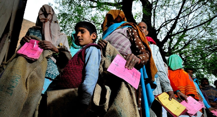 Ration At Doorstep For PDS Beneficiaries In Delhi