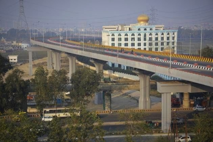 Country's Longest Six-Lane Elevated Road In Ghaziabad Inaugurated By UP Chief Minister Yogi Adityanath