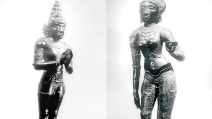 Theft Of Idols of Raja Raja Chola, His Wife 50 Years Ago Comes To Light Now