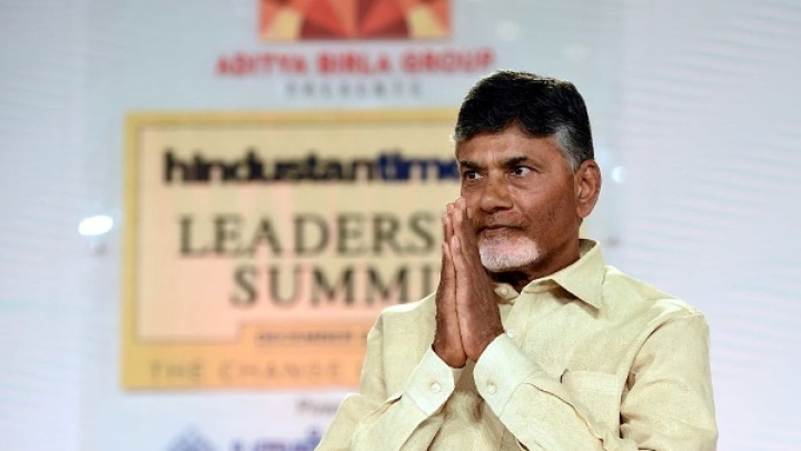 Chandrababu Naidu Admits That Leaving NDA Was A Mistake, Laments Decision To Join Hands With Congress