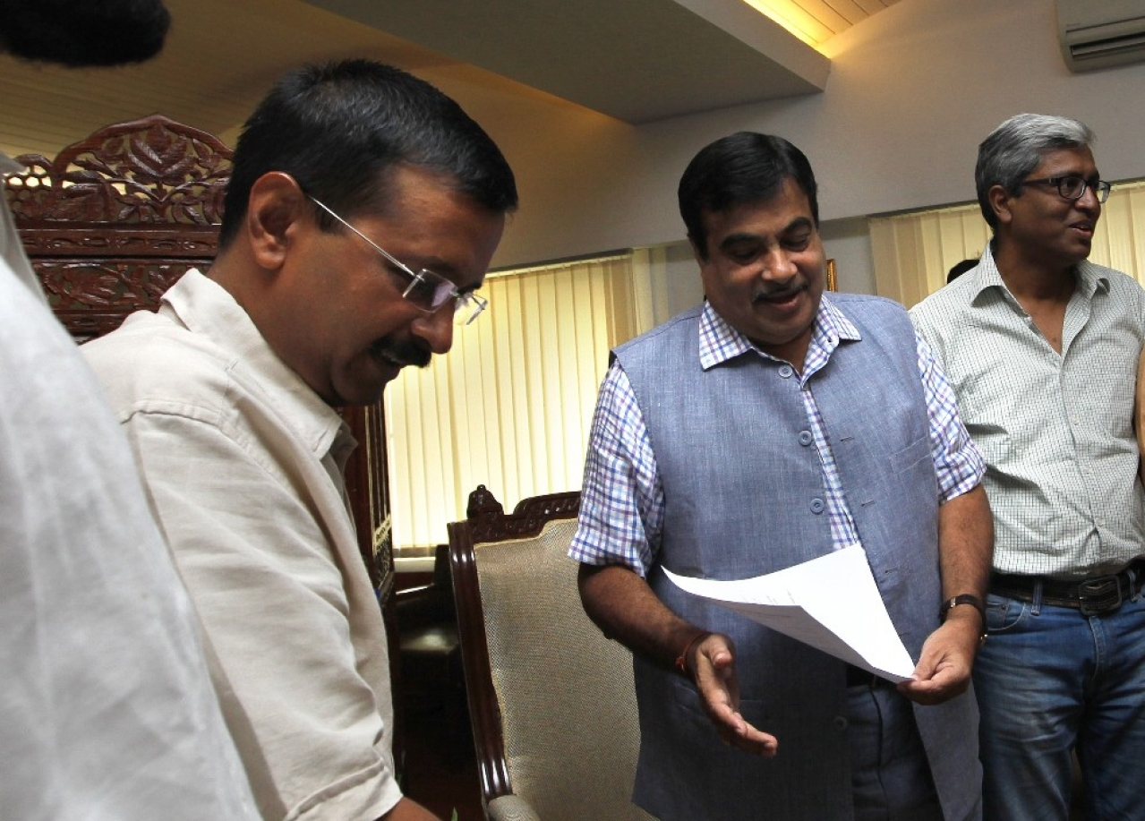 Arvind Kejriwal On Apology Spree: Now Apologises To Nitin Gadkari, Seeks Closure Of Defamation Case