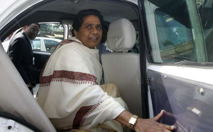 Mayawati Rubbishes Talk Of UP Mahagathbandhan For 2019; Calls Rumours False And Baseless