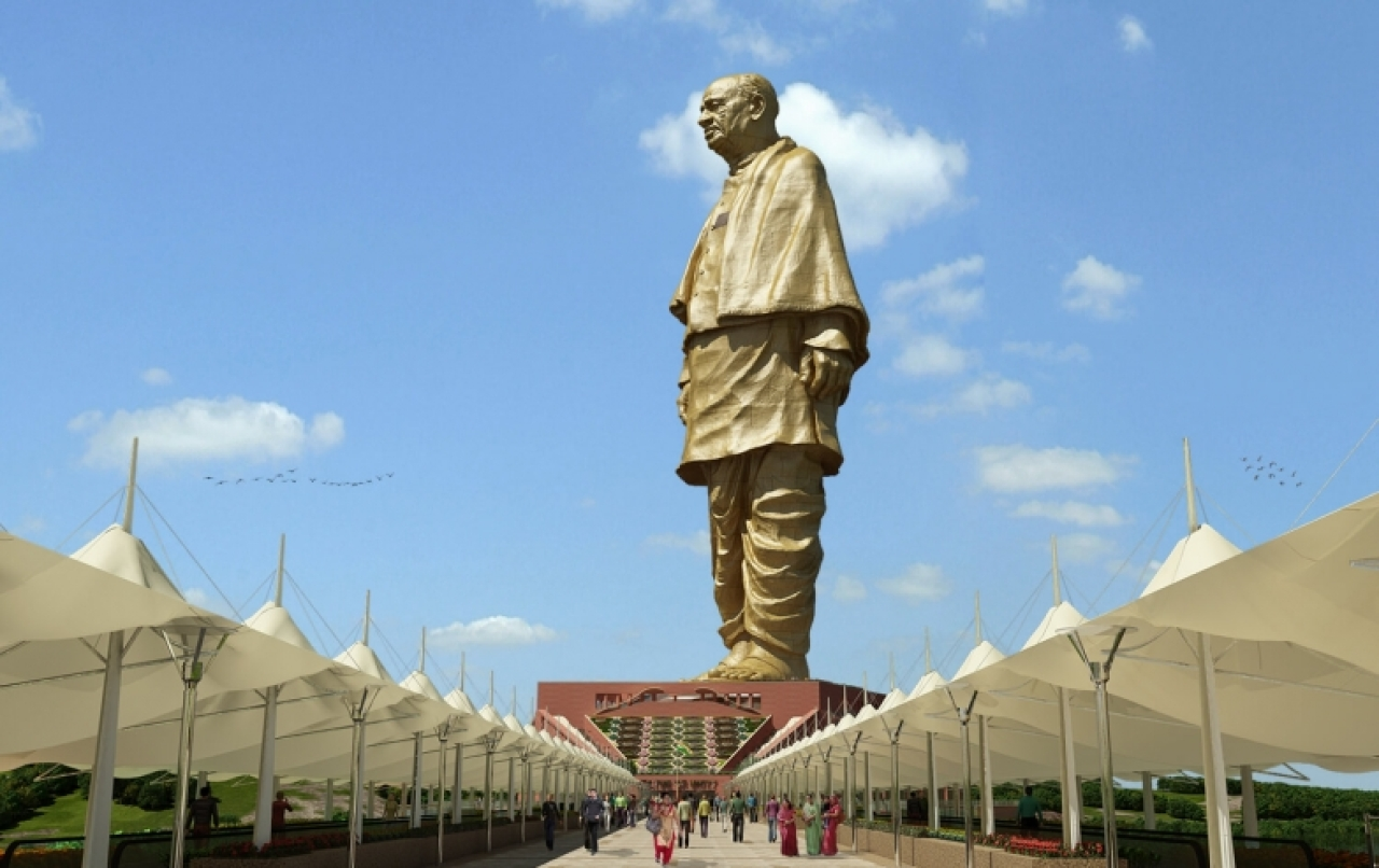 Statue Of Unity Pm Modi To Inaugurate Sardar Patel