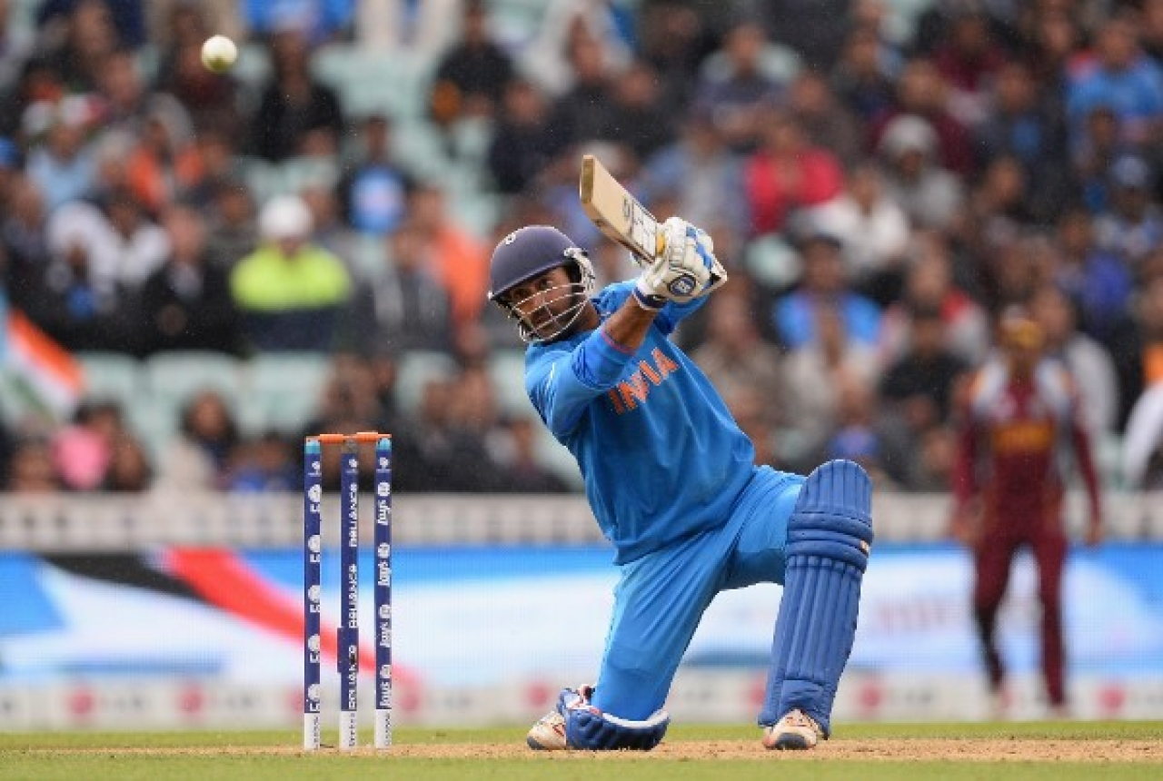 There might be a season or two left of Dinesh Karthik in the limited-overs format. (Mike Hewitt/Getty Images)