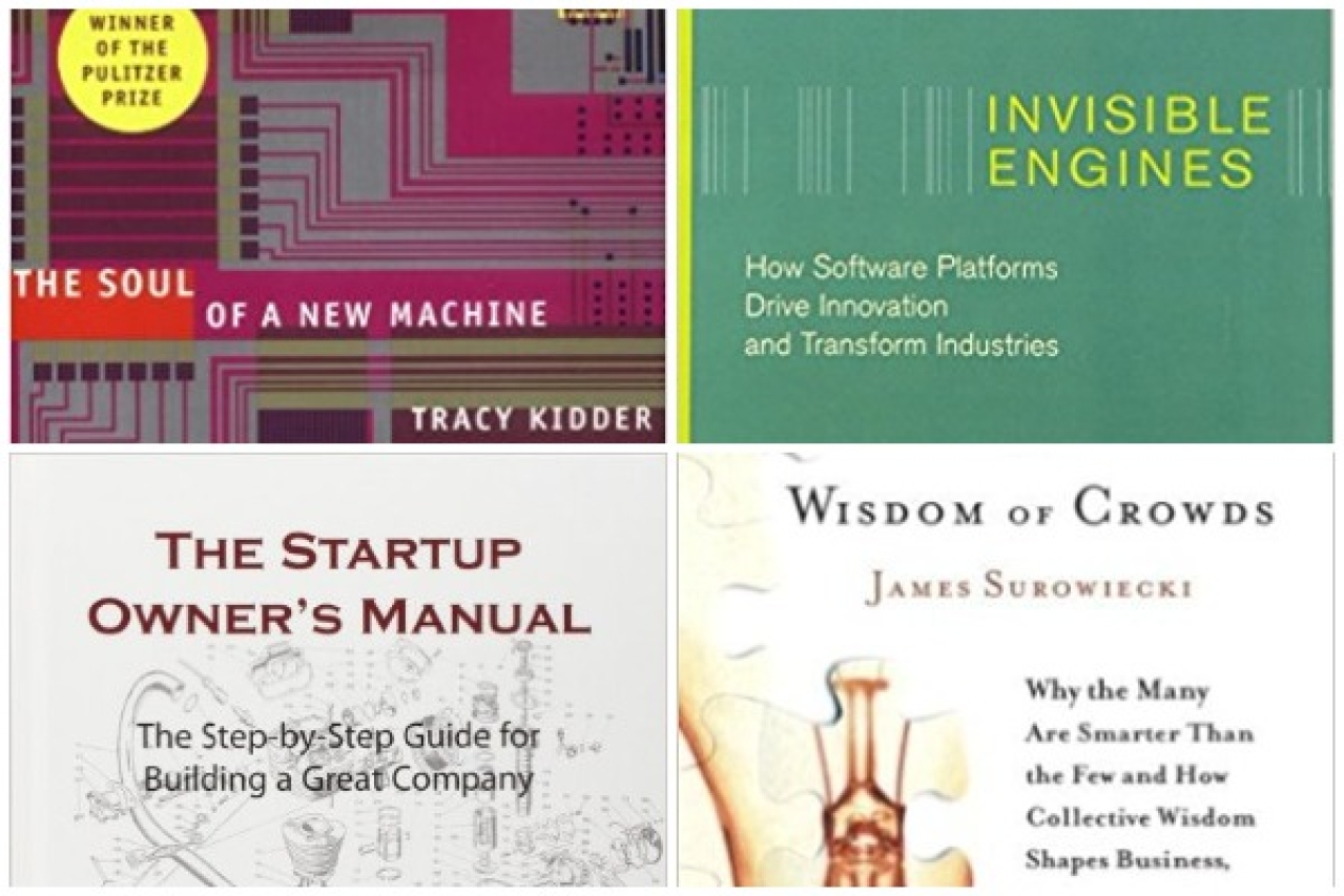 The genre of technology literature for the masses is relatively new. But today, technology books are widely read all over the world, with passion and interest.