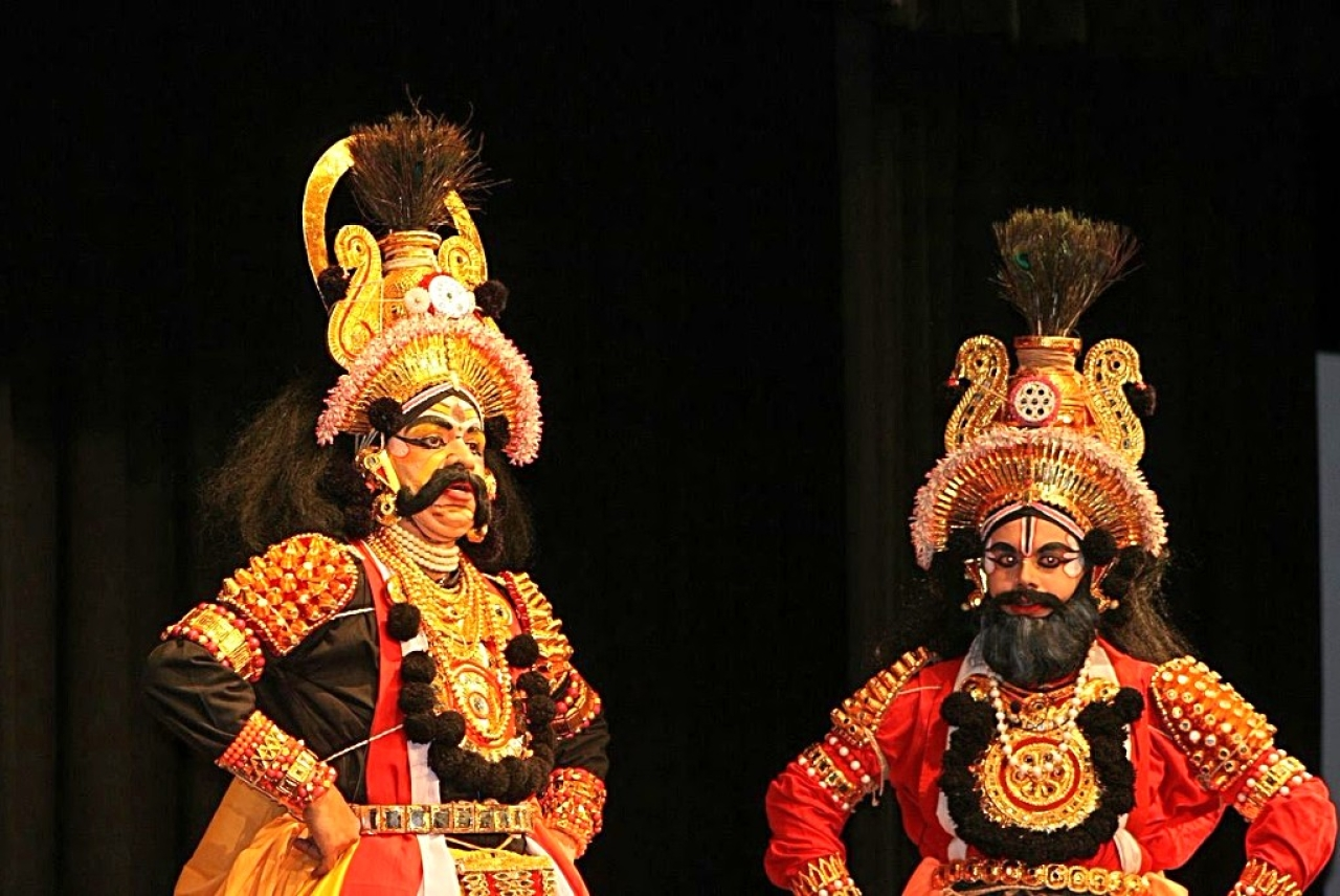 Can't Take A Joke? Karnataka Yakshagana Artist Suspended For Imitating Rahul Gandhi