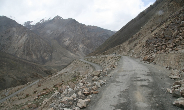 India Trying To Verify If China Has Built A Road In Part Of Jammu And Kashmir Given To It By Pakistan