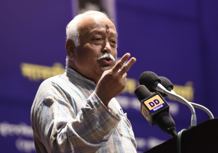 Catholic Body Attacks Mohan Bhagwat For Claiming That The Word 'Lynching' Has Origins In The Bible