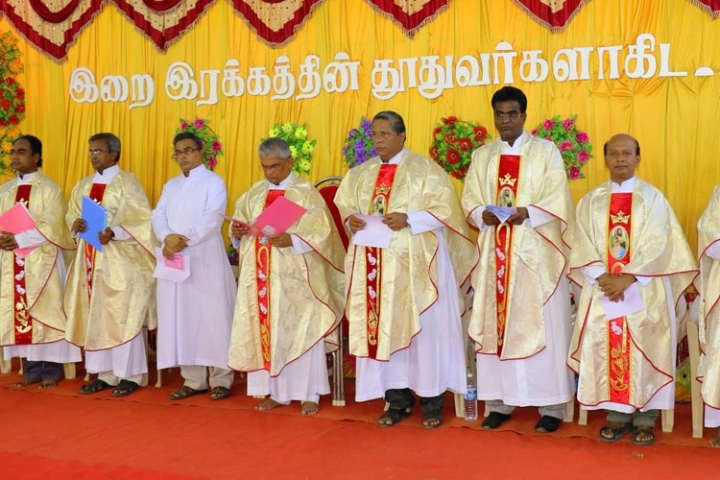 Dalit Christians Report  Untouchability, Widespread Caste Discrimination Within Sivaganga Diocese