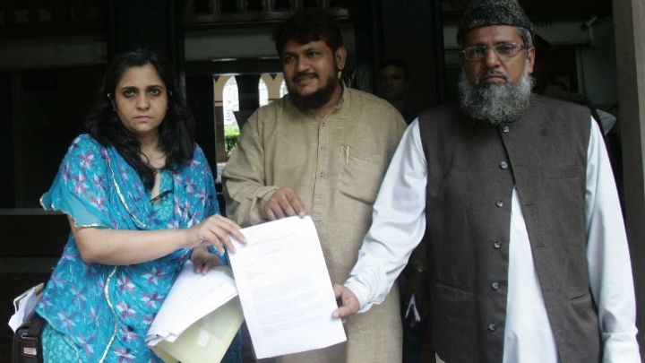 Teesta Setalvad Booked For Fraudulently Getting Rs 1.4 Crore   From HRD Ministry During UPA Rule