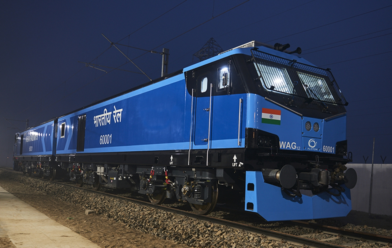Indian Railways To Introduce ISRO Enabled GPS-Equipped Locomotives For Tracking To Improve Punctuality