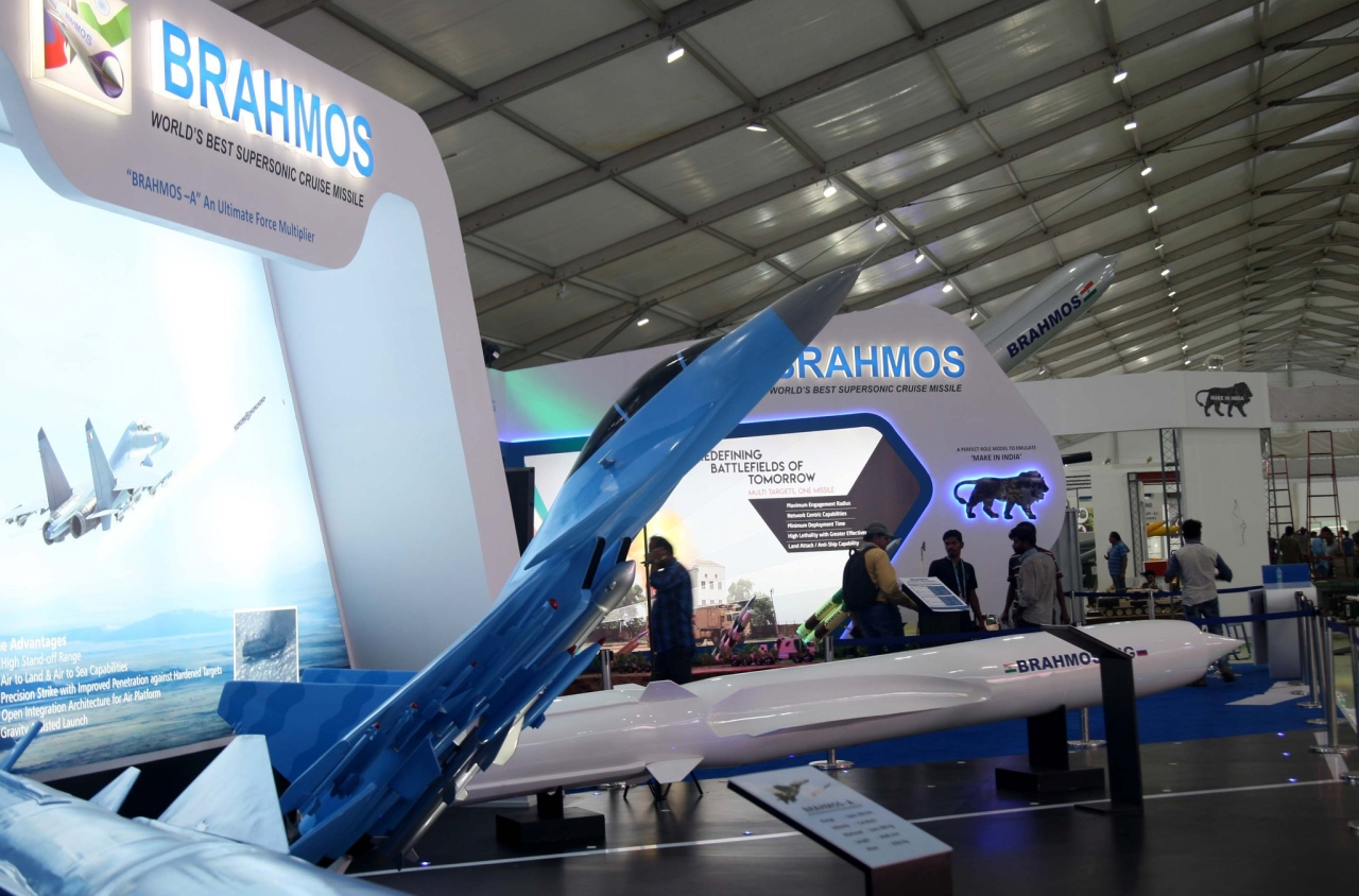 India's Mega Defence Exhibition Begins With A Strong Pitch For Make