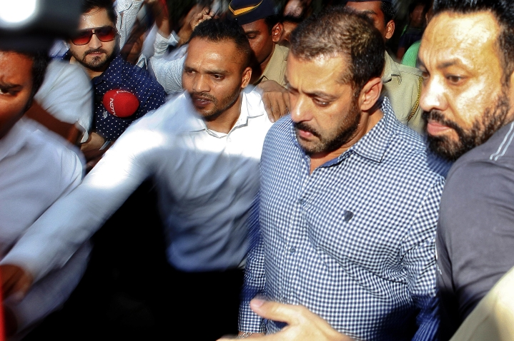 1998 Blackbuck Poaching Case: Salman Khan Found Guilty, Others Let Off