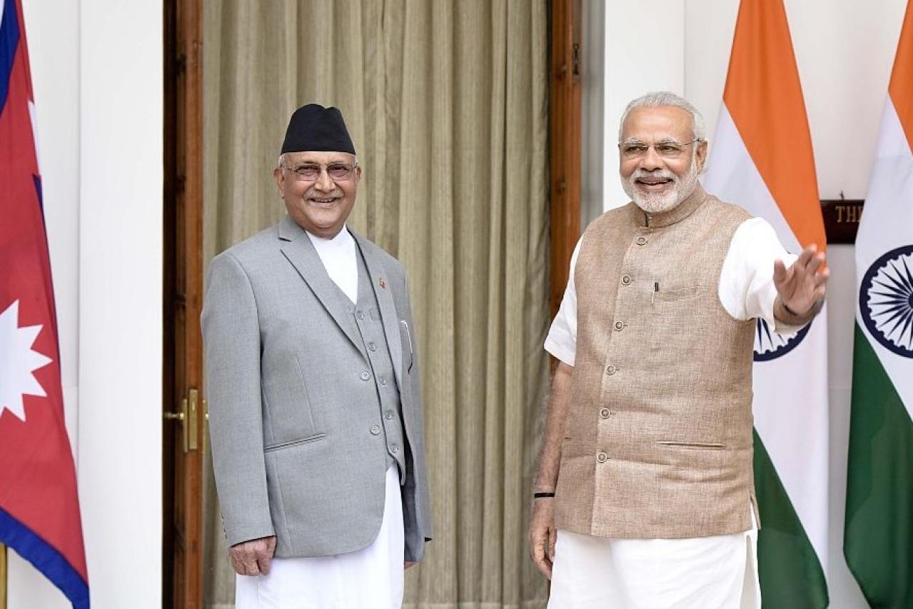 Image result for modi nepal