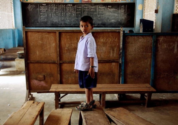 Why Are Government Schools In India Losing Millions of Students Each Year?