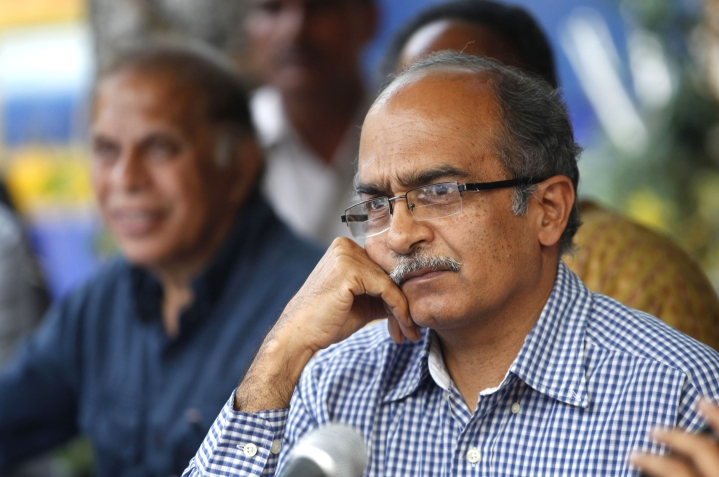 'You Do Not Have Faith In The Judiciary, How Can We Hear You': SC Bench While Hearing Prashant Bhushan's Petition