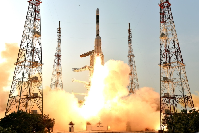In A First, ISRO To Launch Dedicated Communication Satellite GSAT-7A For Indian Air Force This Month