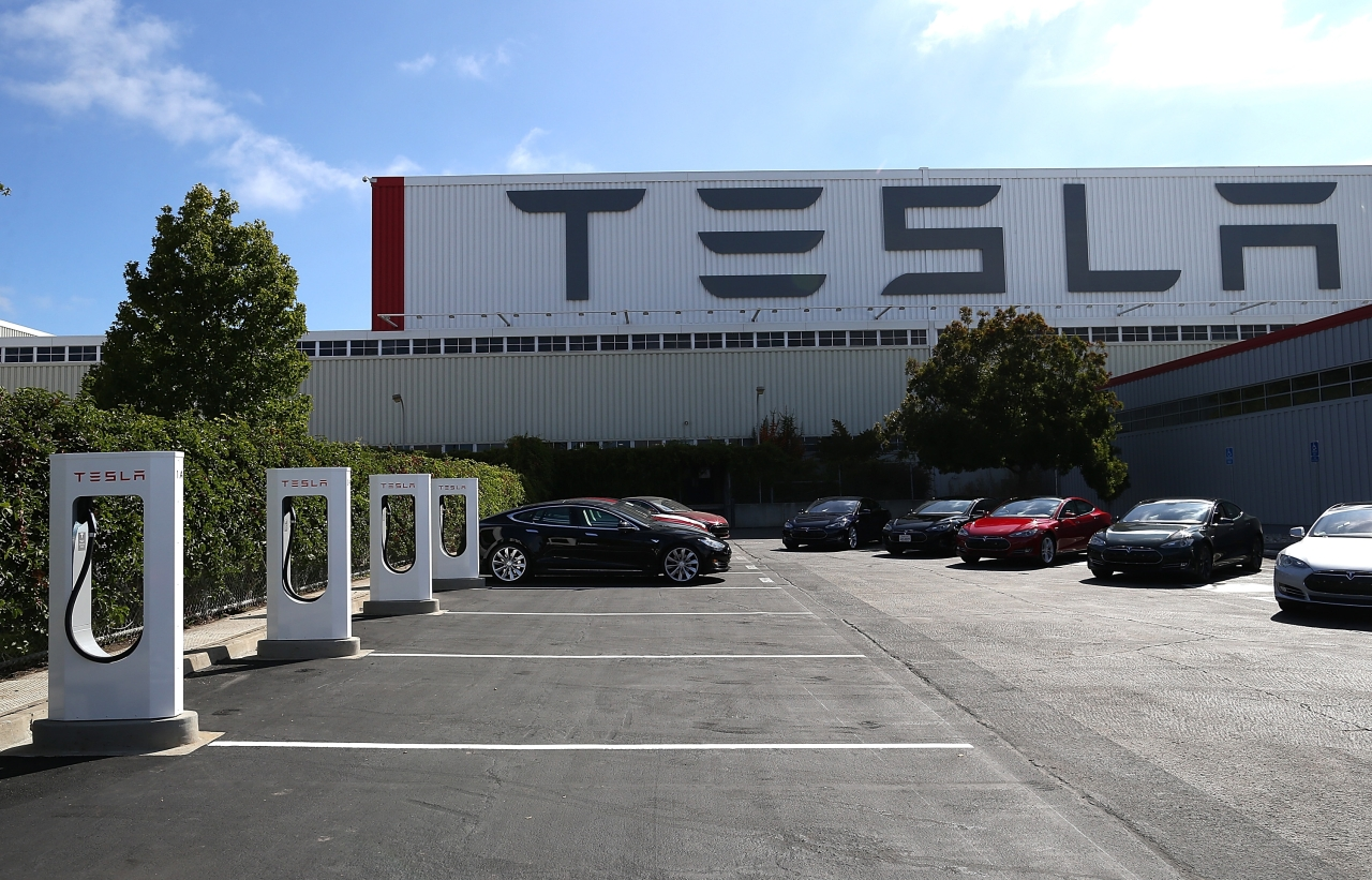 Tesla Has Temporarily Stopped Production Of The Model 3 Car At Its Californian Factory