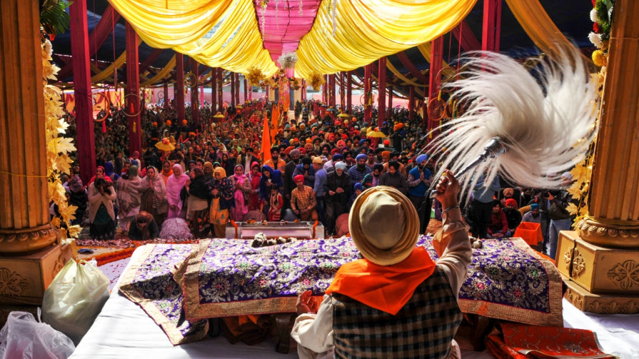 Prime Sikh Body Wants Upper-Caste And Dalit Sikhs To Pray In