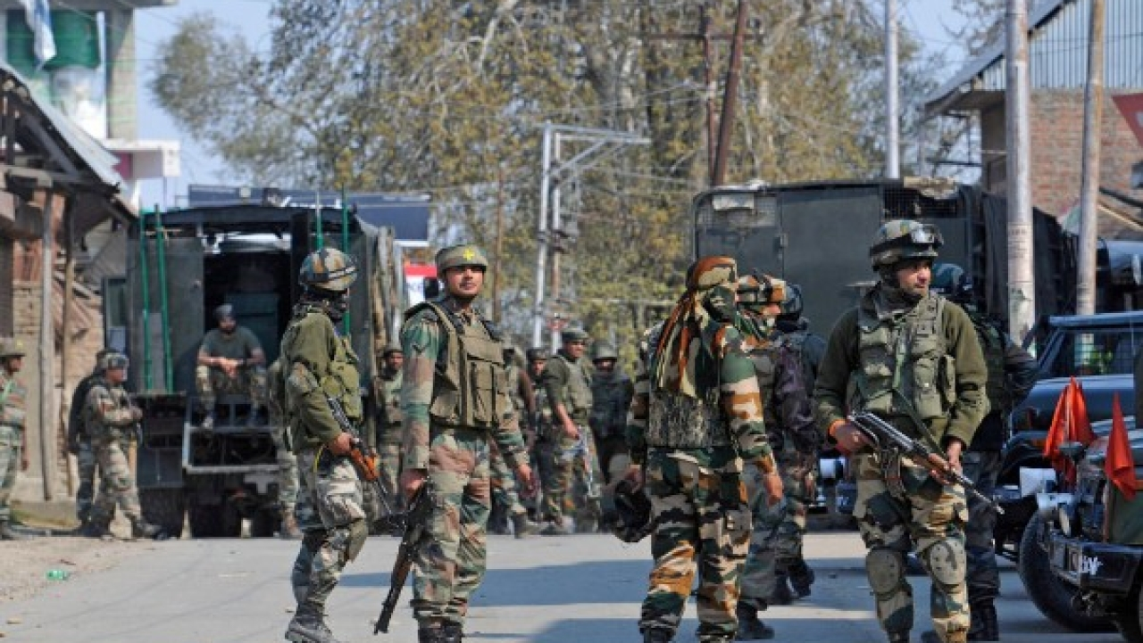 Five Terrorists Killed In Encounter With Security Forces In Kashmir's Kulgam