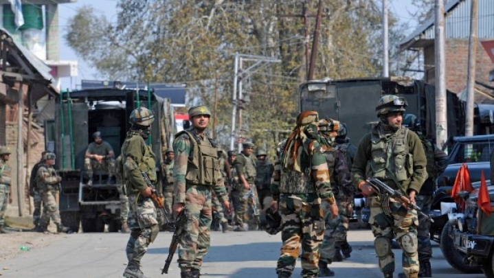 Jammu & Kashmir: Four Terrorists Killed In Encounter With Security Forces In Valley's Anantnag District