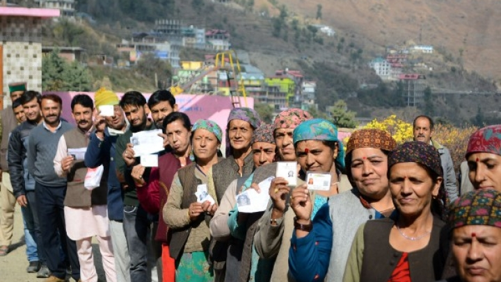 More Than 98 Per Cent Voter Turnout At Elections For Block Development Councils In Jammu And Kashmir