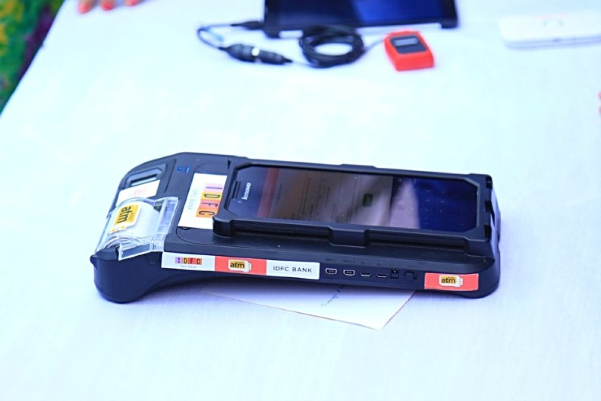Aadhar Based Micro ATMs To Bring Card-less Doorstep Banking