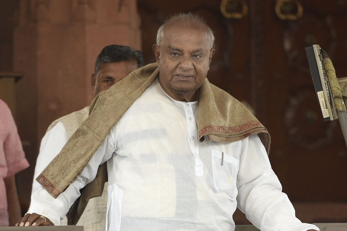 Prajwal Revanna Offers To Vacate Only LS Seat JD(S) Won For Grandfather H D Devegowda Who Lost In Tumkur